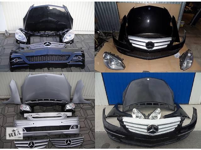 купить бу Б/у капот для легкового авто Mercedes B-Class w245 05-11 в Львове