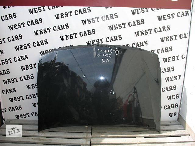 бу Б/у капот для легкового авто Mitsubishi Pajero Wagon 2003 в Луцке