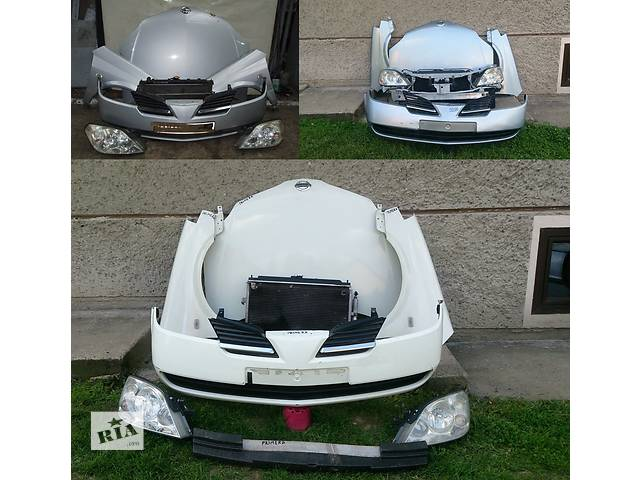 продам Б/у капот для легкового авто Nissan Primera p12 бу в Львове