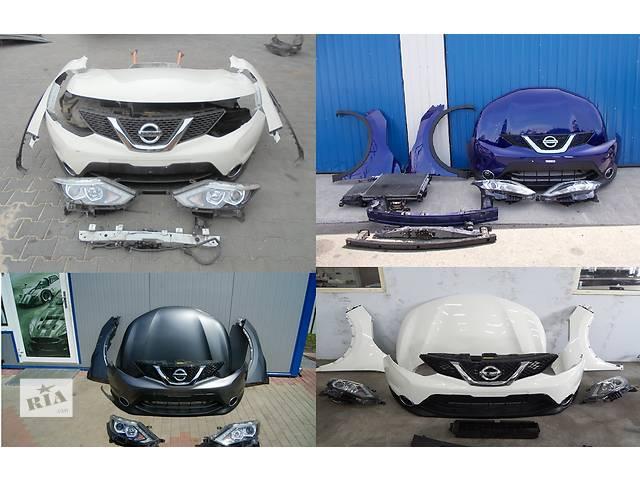 купить бу Б/у капот для легкового авто Nissan Qashqai в Львове