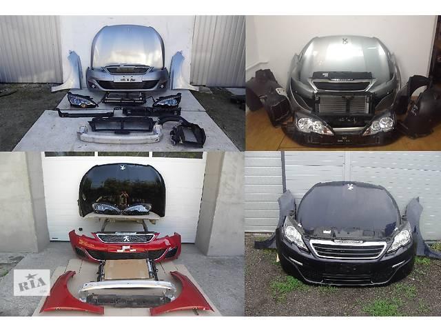 продам Б/у капот для легкового авто Peugeot 308 бу в Львове