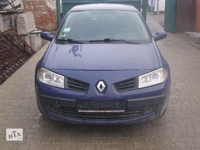 Б/у капот для легкового авто Renault Megane 2006- объявление о продаже  в Таврийске