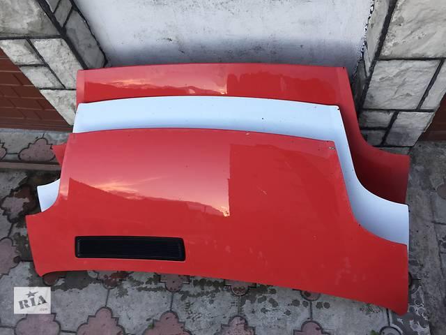 продам Б/у капот для легкового авто Renault Trafic бу в Ковеле