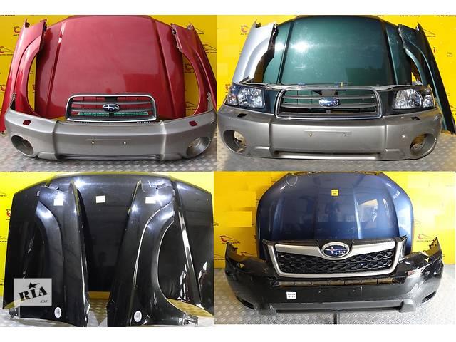 продам Б/у капот для легкового авто Subaru Forester бу в Львове