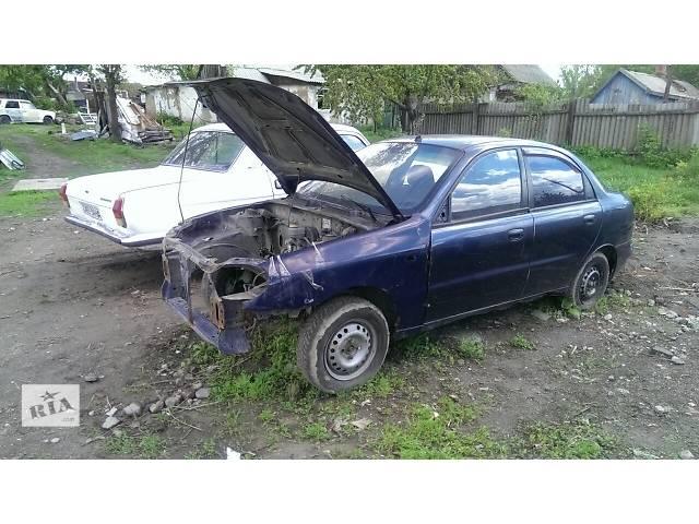 купить бу Б/у капот для седана Daewoo Lanos 2006 в Запорожье