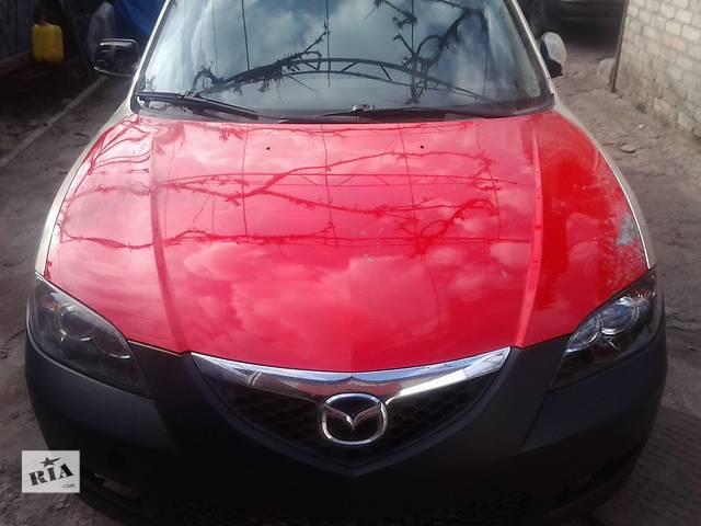 продам Б/у капот для седана Mazda 3 бу в Харькове