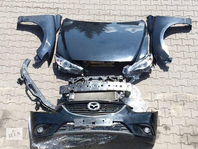 купить бу Б/у Капот Mazda 6 2013-2014 в Киеве
