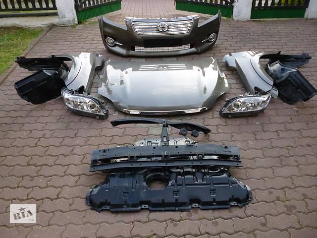 бу Б/у Капот Toyota Rav 4 2010-2012 в Киеве