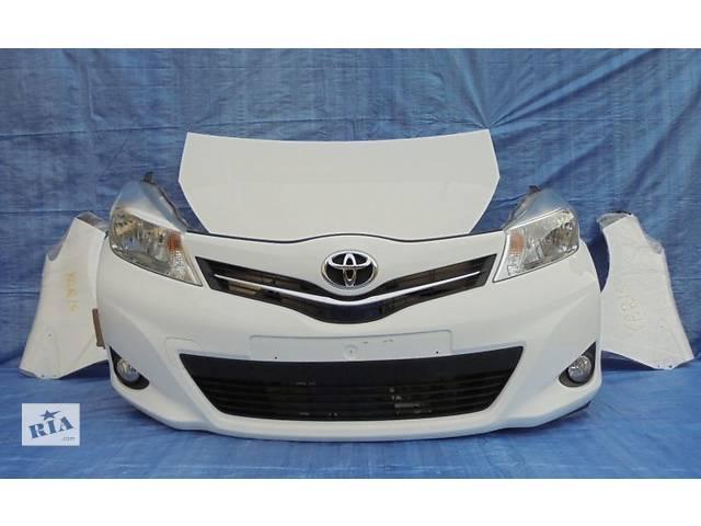 бу Б/у Капот Toyota Yaris 2011-2013 в Киеве