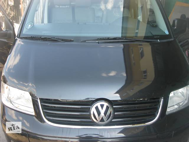 бу Б/у капот Volkswagen T5 в Ровно