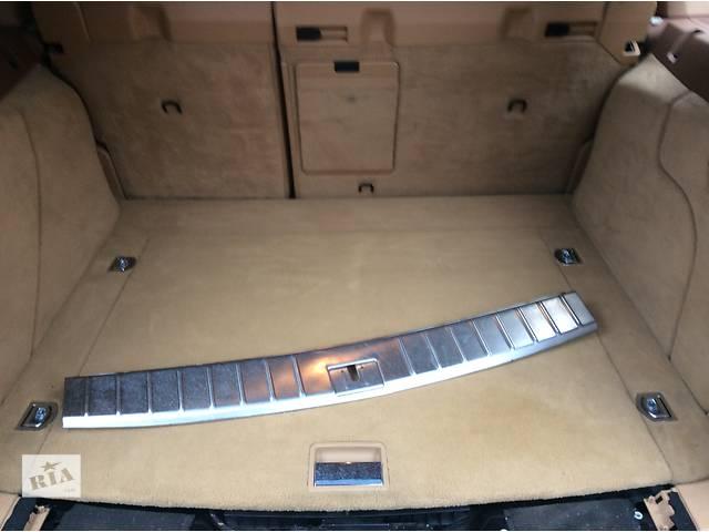 Б/у карта багажного отсека для легкового авто Porsche Cayenne- объявление о продаже  в Виннице