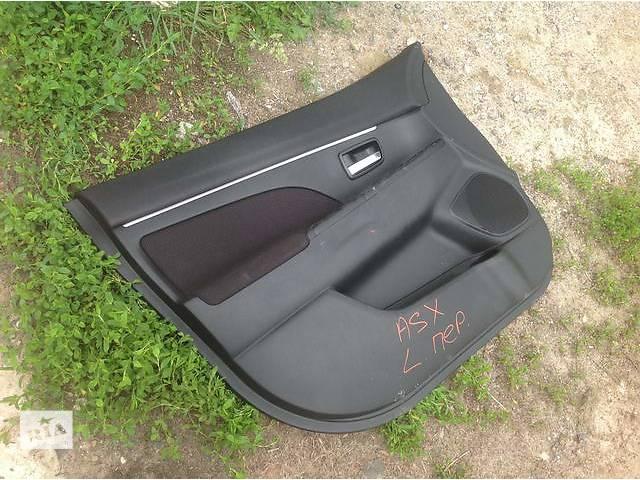 купить бу Б/у карта двери для легкового авто Mitsubishi ASX в Ровно