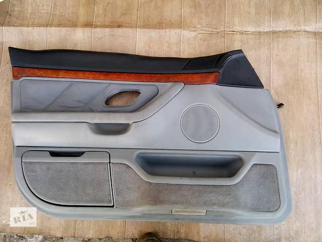 купить бу Б/у карта двери fl, fr,hl,hr для седана BMW 740 Е38 1995г в Николаеве