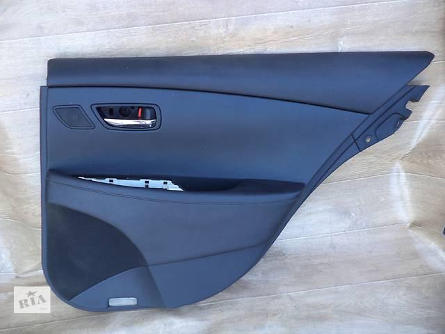 купить бу Б/у карта двери задняя правая 67630-33790-C1 для седана Lexus ES 350 2007г в Николаеве