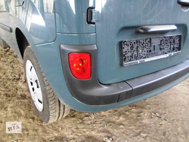 бу Б/у Клык над фонарем Клик Renault Kangoo Рено Канго Кенго 2 в Рожище