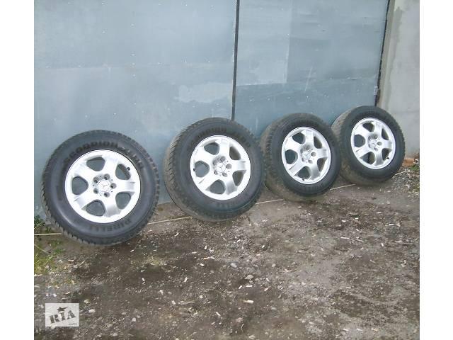 продам б/у Колеса и шины Диск литой Диск Легковой Mercedes 17 ML 320 бу в Луцке