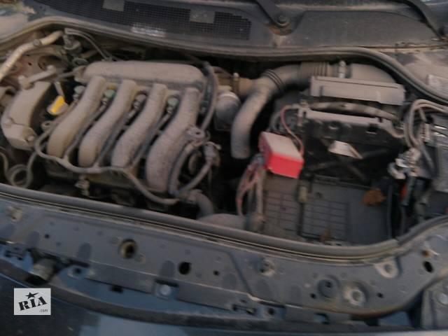 бу Б/у коллектор выпускной для хэтчбека Renault Megane Hatchback 5D 2006г в Киеве