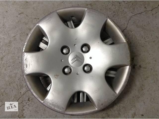 Б/у колпак на диск для легкового авто Citroen- объявление о продаже  в Львове