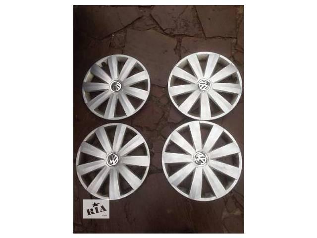 купить бу Б/у колпаки на диск Volkswagen, оригинальные в Киеве