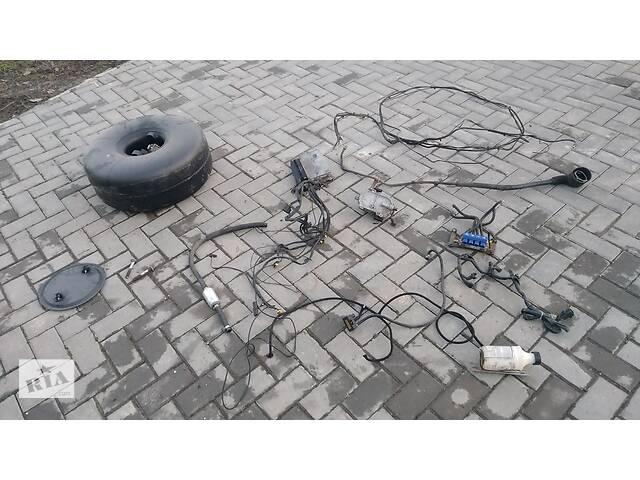 бу Б/у  комплект ГБО 4го поколения с смазкой клапанов OMVL REG в Умани