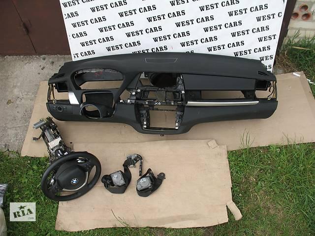 б/у Компоненты кузова Система безопасности комплект Легковой BMW X6- объявление о продаже  в Луцке