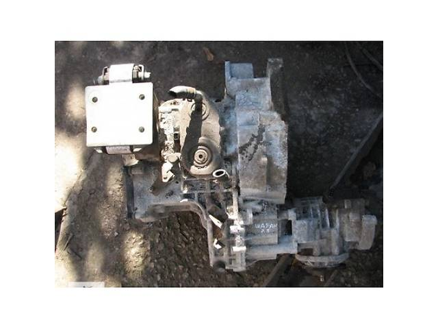 бу Б/у Коробка передач КПП DNJ 2.8i Volkswagen Sharan в Киеве