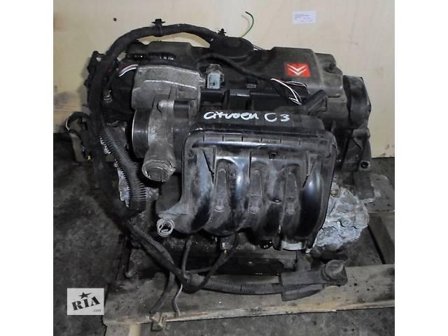 Б/у Коробка передач механика КПП Мотор Легковой Citroen C3 бензин 1,4 2004- объявление о продаже  в Рожище