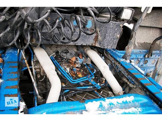 продам Б/у Коробка передач ZF c интардером кпп на МАН MAN TGA 18 480 Evro3 2003 бу в Рожище