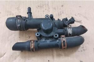 Б / у корпус термостата для Volvo V40 1999-2000 1. 9DI