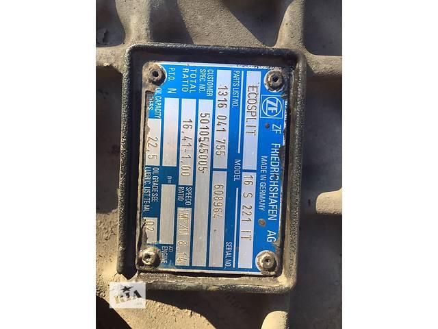 Б/у кпп для грузовика Renault Magnum- объявление о продаже  в Полтаве