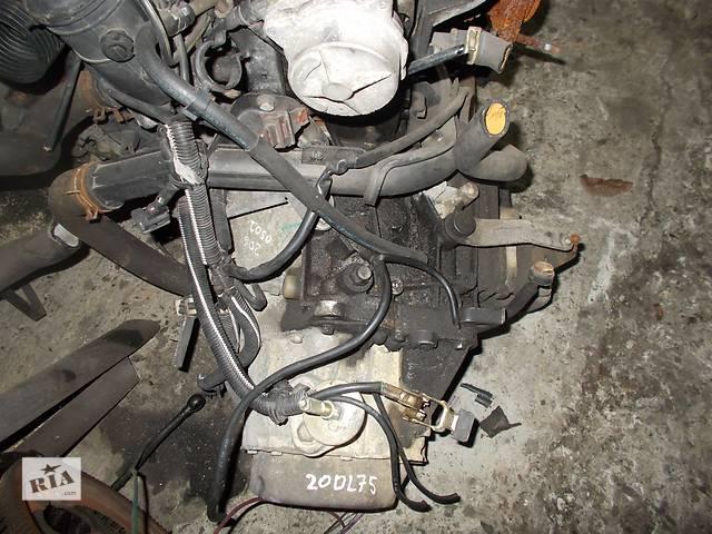 бу Б/у Коробка передач КПП Peugeot Partner 1.9 d № 20DL75 в Стрые