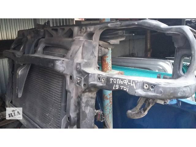 купить бу Б/у кронштейн крепления радиатора для легкового авто Volkswagen Golf IV в Тернополе