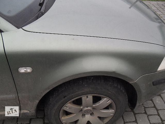 Б/у крыло переднее для хэтчбека Volkswagen B5- объявление о продаже  в Львове