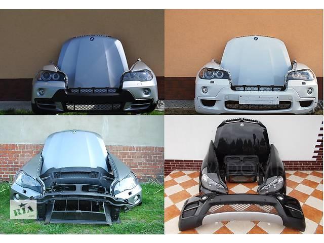 бу Б/у крыло переднее для легкового авто BMW X5 e70 в Львове