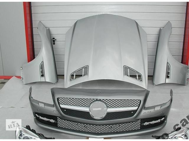 Б/у крыло переднее для легкового авто Mercedes SLK-Class w172 11-- объявление о продаже  в Львове