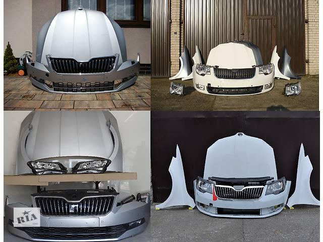 бу Б/у крыло переднее для легкового авто Skoda SuperB в Львове