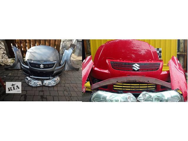 Б/у крыло переднее для легкового авто Suzuki SX4- объявление о продаже  в Львове
