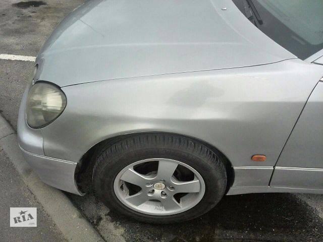 продам Б/у крыло переднее 53802-3F100, 53801-3F280 для седана Lexus GS 300 1999, 2000г бу в Николаеве