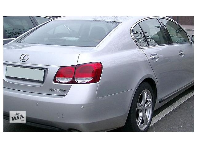 купить бу Б/у крыло заднее правое 61611-30881 для седана Lexus GS 300 2007г в Николаеве