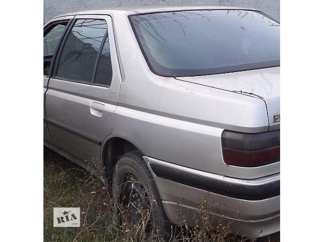 Б/у четверть задняя левая для седана Peugeot 605 1993г- объявление о продаже  в Николаеве
