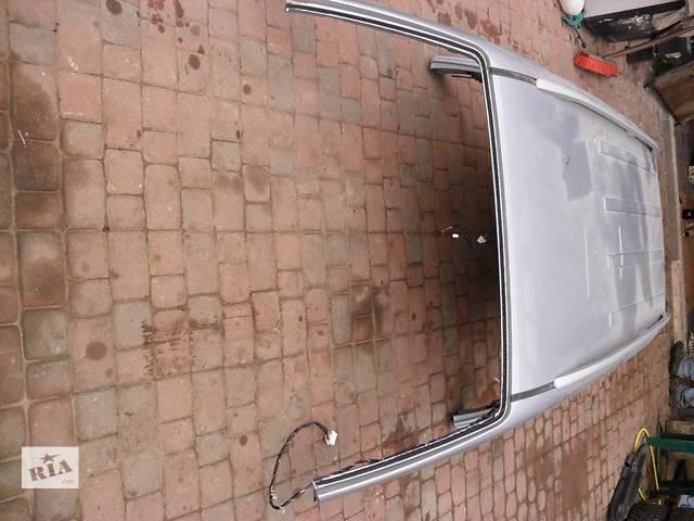 продам Б/у крыша SsangYong Rexton бу в Киеве