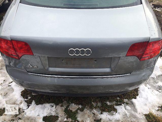 бу Б/у крышка багажника  Audi A4  (В7) 2005-2007 в Львове
