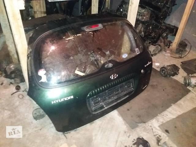 продам Б/у крышка багажника для Hyundai Lantra бу в Ковеле