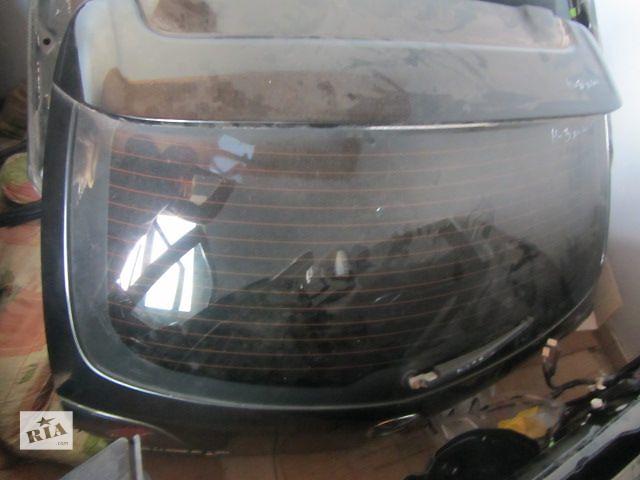 Б/у крышка багажника для хэтчбека Mazda 3 2007- объявление о продаже  в Киеве
