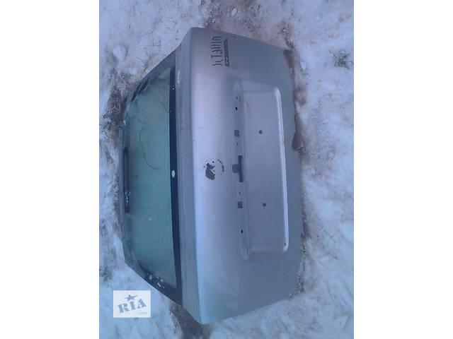Б/у крышка багажника для хэтчбека Skoda Octavia- объявление о продаже  в Луцке