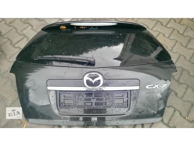 Б/у крышка багажника для кроссовера Mazda CX-7 2009- объявление о продаже  в Луцке