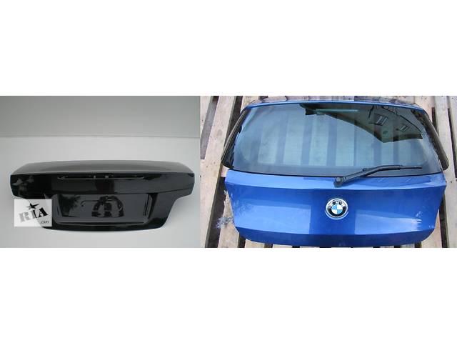 Б/у крышка багажника для легкового авто BMW 1 Series e87 e88 e81 e82- объявление о продаже  в Львове
