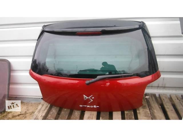 Б/у крышка багажника для легкового авто Citroen DS3- объявление о продаже  в Львове
