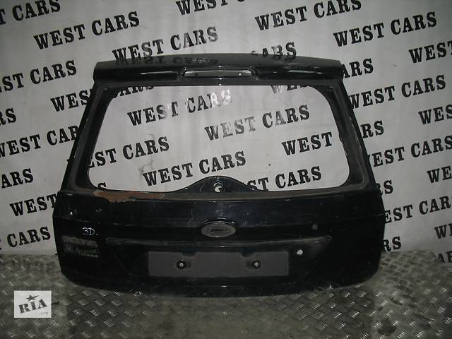 купить бу Б/у крышка багажника для легкового авто Ford Fiesta 2006 в Луцке
