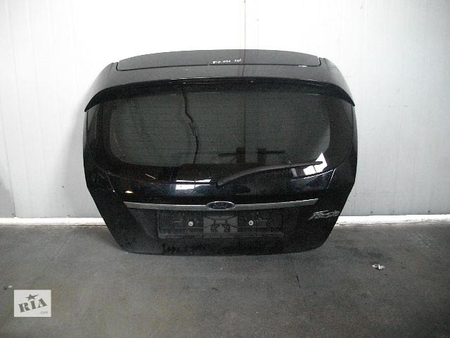 Б/у крышка багажника для легкового авто Ford Fiesta 2010- объявление о продаже  в Львове
